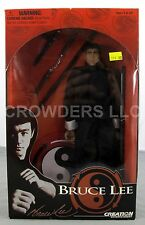 Creation Entertainment BRUCE LEE 1:6 Scale Fully Poseable Action Figure '99 NIB