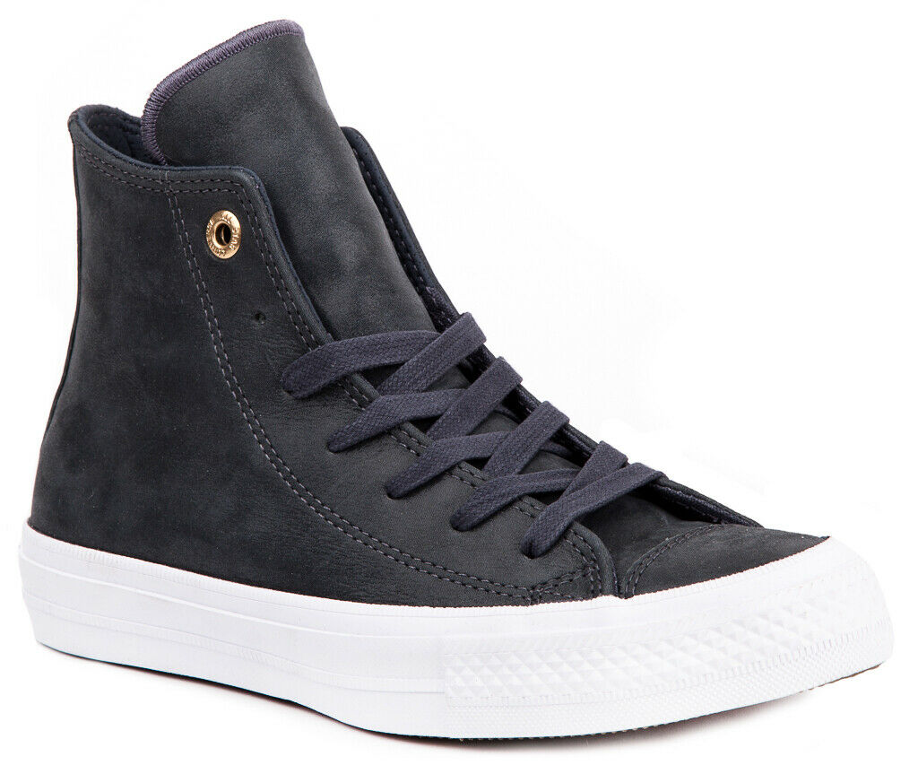 b9b88f0566f9ac CONVERSE Chuck Taylor All Star Leather 555954C Sneakers shoes Bottes women