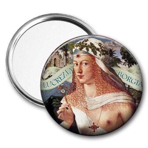 Lucrezia Borgia Pocket Mirror tartx