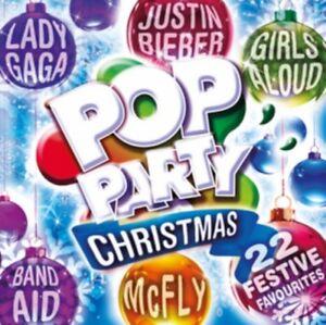 Artistes-Divers-Pop-Party-Christmas-Nouveau-CD