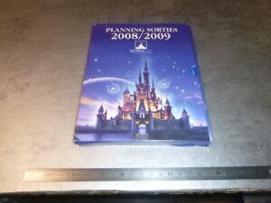 Dossier-de-presse-Walt-Disney-diffusion-interne-Petite-sirene-clochette-etc