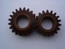 SUPER 7 ML10 RDGTOOLS 20 TOOTH GEARS FOR MYFORD LATHE FOR ML7