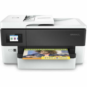 HP OfficeJet Pro 7720 All-in-One Printer - White