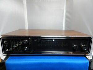 Vintage-Panasonic-RE-7750-4-Ch-Stereo-Receiver-FET-AM-FM-Tested
