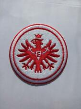Aufnäher Fußball Football club Eintracht Frankfurt Logo patch Bügelbild iron on