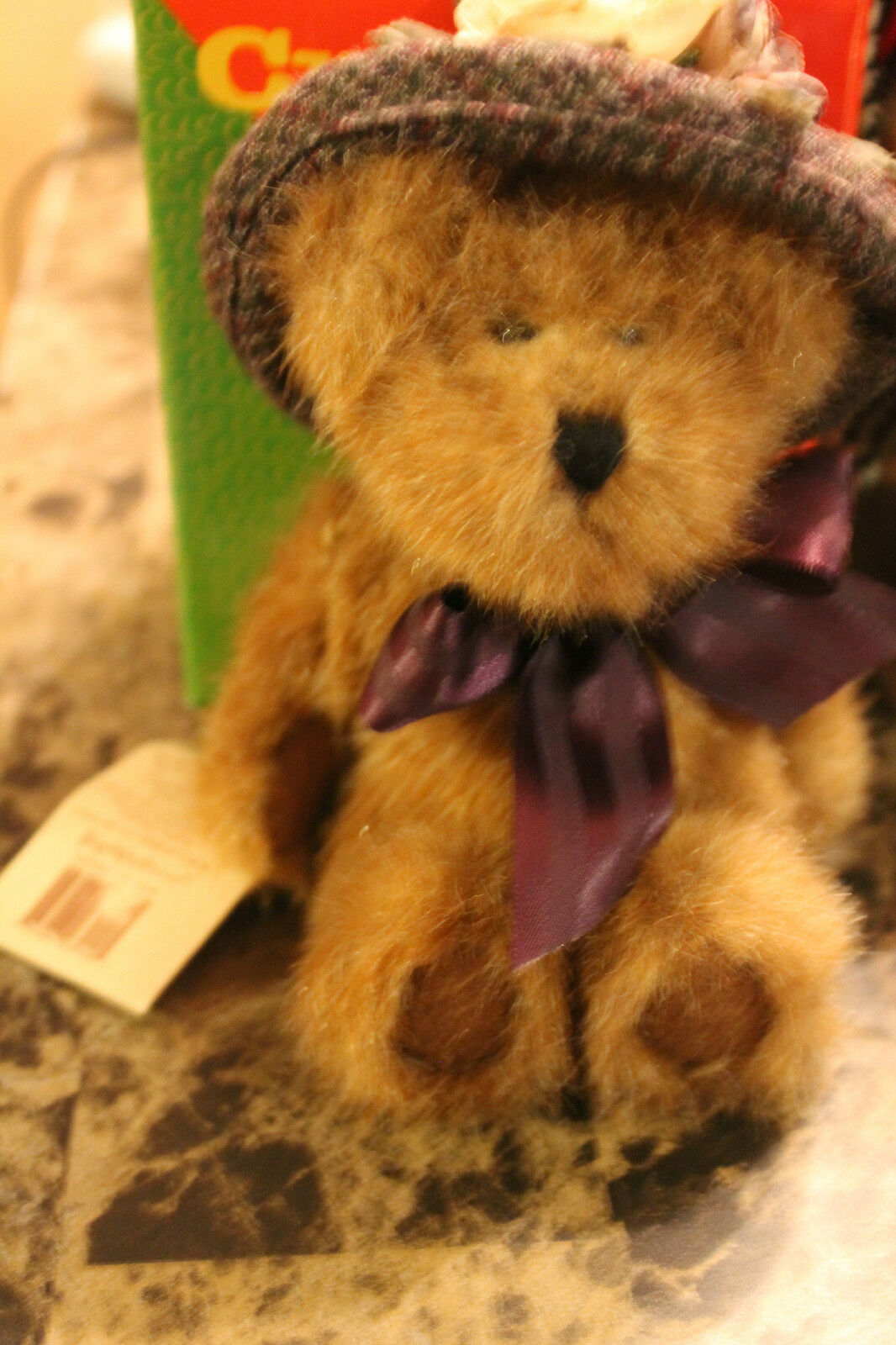 Boyds Collection Labearsley Bears Christiana Labearsley Collection  918446 w  tag 419ea0