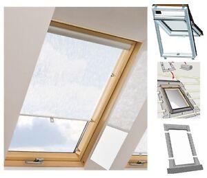 dachfenster holz oder kunststoff eindeckrahmen rollo sky fakro velux konzern ebay. Black Bedroom Furniture Sets. Home Design Ideas