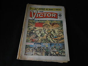 VICTOR Comic - Issue 420- Date March 8th 1969