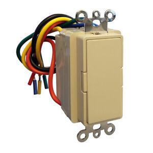 X10-XPS2-Double-Pole-20A-240-VAC-Wall-Switch-w-2-Year-Warranty