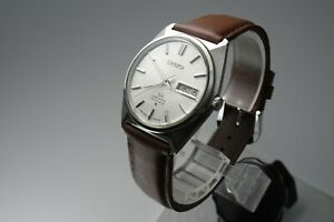 Vintage-1969-JAPAN-SEIKO-LORD-MATIC-WEEKDATER-5606-7000-23Jewels-Automatic