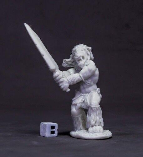 REAPER BONES III KICKSTARTER 77623 Avatar of Courage (Lion)