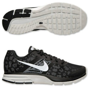 7f461c856352 NEW Nike Air Pegasus+ 30 Shield Size 8 Black White Mens Reflective ...