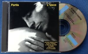 ALBERTO-FORTIS-L-039-UOVO-CD-printed-in-Holland-1991