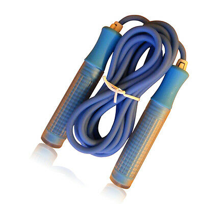 Speed Rope Skipping Weighted Fitness Boxing Leather Jump Jumping Gym Digital