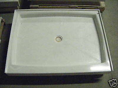 Solid Surface Shower Base.Cultured Marble Solid Surface Shower Base Brand New Ebay