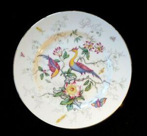 Beautiful-Coalport-Cairo-Peacock-Multi-Colour-Salad-Plate