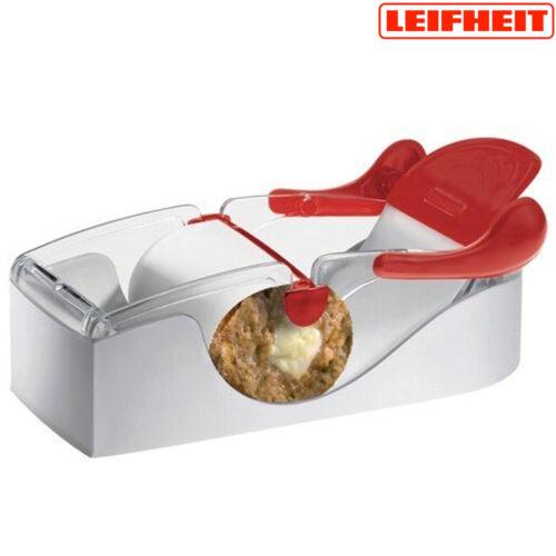 Macchina per Involtini Rotolini Perfect Roll Party Sushi Carne Verdure Leifheit