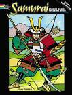 Samurai Stained Glass Coloring Book by John Green (Paperback, 2008)