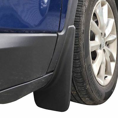 Fits Jeep Cherokee Mud Flaps 14-17 Guards Splash Shield Molded 2 Piece L//R Front