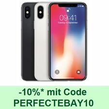 Apple iPhone X 256GB - Ohne Vertrag - Ohne Simlock - Smartphone - DE Fachhändler