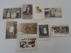 Vintage-Real-Photo-Postcard-People