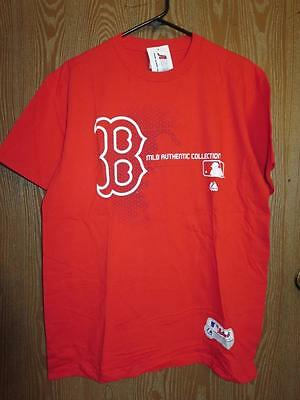 Beliebte Marke New-minor Flaw Boston Red Sox Herren Medium Majestic Shirt Ein BrüLlender Handel m