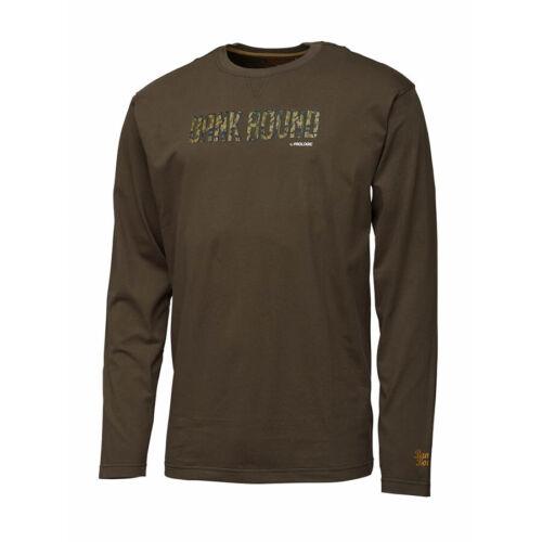 Prologic Bank Bound Camo T-shirt Long Sleeve *All Sizes* Fishing Clothing NEW