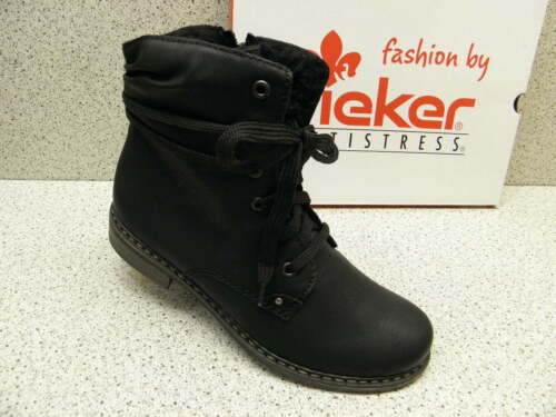 Boots Rieker Top ​​Ridotto r494 Fashion Price Top ® Black YB7pq6