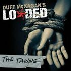 Taking [LP] by Duff McKagan's Loaded (Vinyl, May-2011, Eagle)
