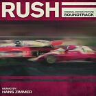 Hans Zimmer Rush Soundtrack 2 X 180gm Red Numbered Vinyl LP 2015 &