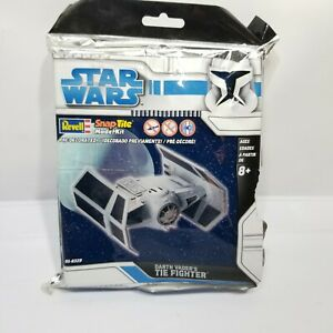 Star-Wars-SnapTite-model-DARTH-VADER-s-Tie-Fighter-85-8329-NEW