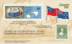 (20357) Samoa - Auckland Stamps Expo 1980 Minisheet - MNH U/M Mint