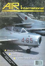 AIR INTERNATIONAL V43 N6 SIKORSKY H-4 R-4 HOVERFLY US ARMY HNS USN_CANADAIR REGI