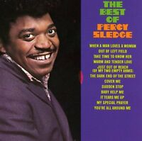 Percy Sledge - Best Of Percy Sledge [new Cd] Germany - Import on Sale