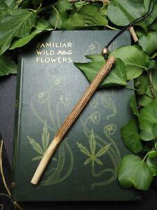 Avebury-Mugwort-Wand-Pendant-For-Dreamwork-Wicca-Witchcraft-Pagan-travel