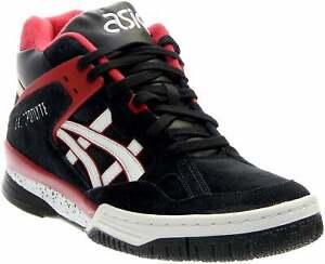 ASICS-GEL-Spotlyte-Casual-Basketball-Shoes-Black-Mens
