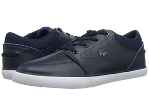 98ad2ed990c0a6 Men s Shoe Lacoste Bayliss 318 2 Fashion Sneaker 36CAM0007ND1 NAVY ...