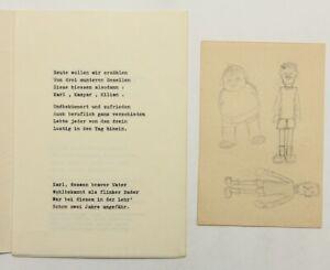 Typoskript-eines-Kinderbuches-034-Karl-Kaspar-Kilian-drei-Stifte-034-mit-Illustr