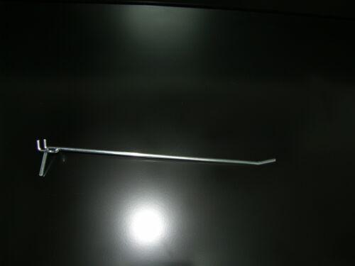 50x EINFACHHAKEN HAKEN 30cm EHB 25mm STABIL NEU LOCHWANDHAKEN LOCHWÄNDE LOCHWAND