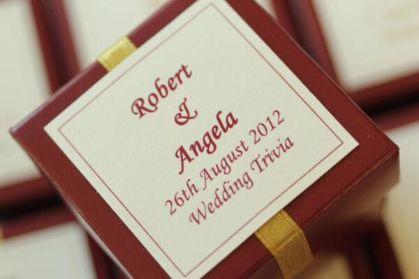 1 X Fatto A Mano Personalizzato Il Vino Di Borgogna Scatole Di Favore-qtà Qualsiasi Qualsiasi Design