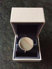 GENUINE Georg Jensen 100 - ZERO Sterling Silver Centenary Ring