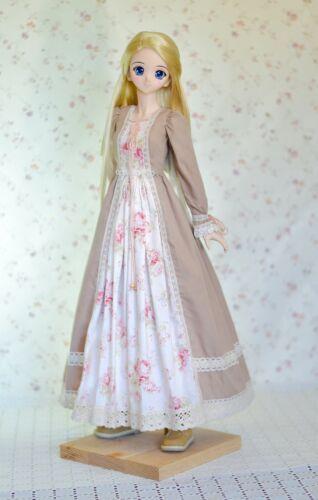 PDF Doll Clothes Pattern Fits Volks Dollfie Dream DD 1//3 SD BJD Dress Smart Doll