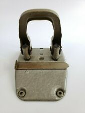 2 Hole Commercial Metal Hole Punch Vintage Master Products Company Made In Usa