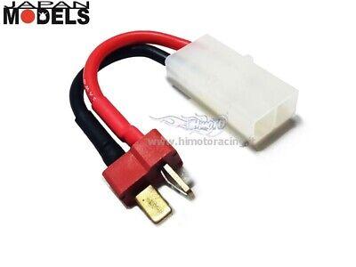 Male T-plug Connector Cavo Connettore Deans Maschio Tamiya Femmina Himoto 1030 Il Prezzo Rimane Stabile