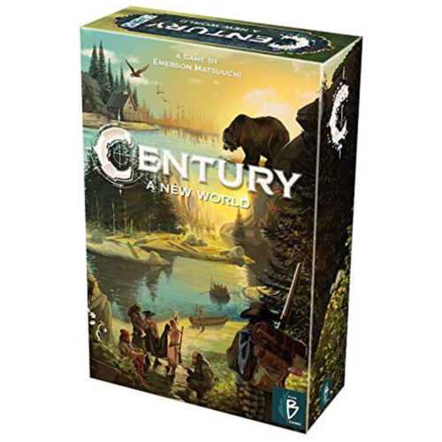 Century A New World The Board Game NEW IN STOCK