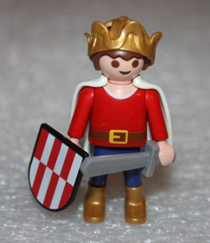 "Playmobil Child Boy /""Royal Shield/"""