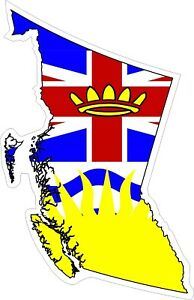 British-Columbia-Map-Flag-Decal-Sticker