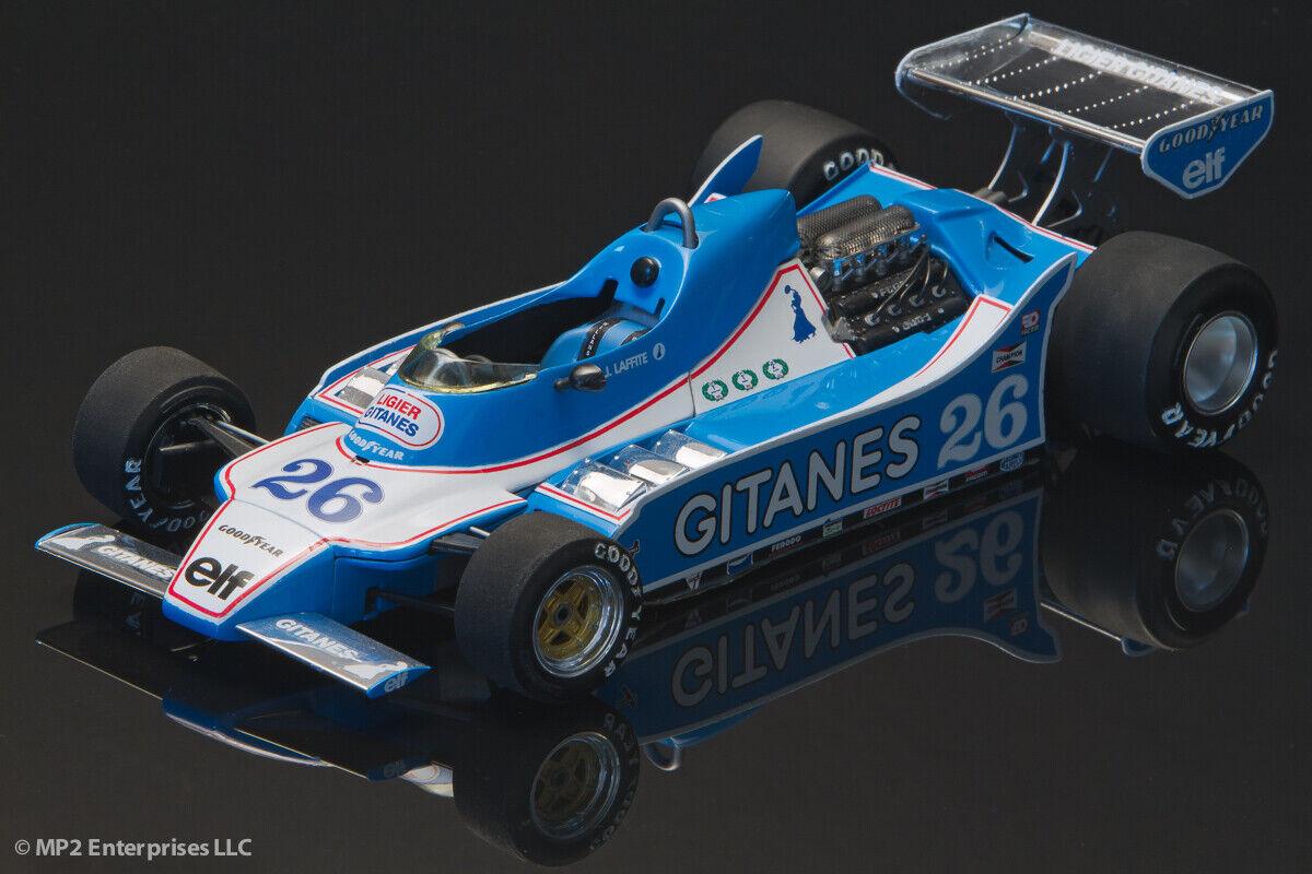 1979 Ligier JS11 1 12 12 12 scale water transfer decals for Heller kit c468c3
