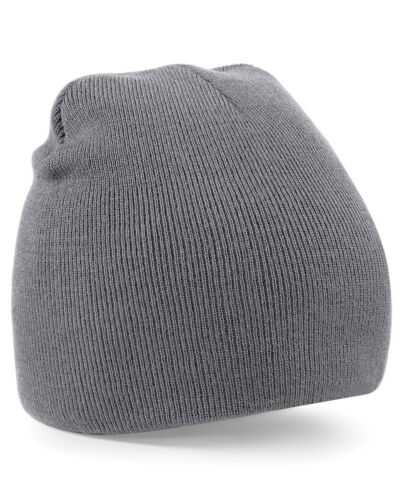 PULL-ON Beanie Hat18 COLOURSBeechfield Original Pull-On Headwear
