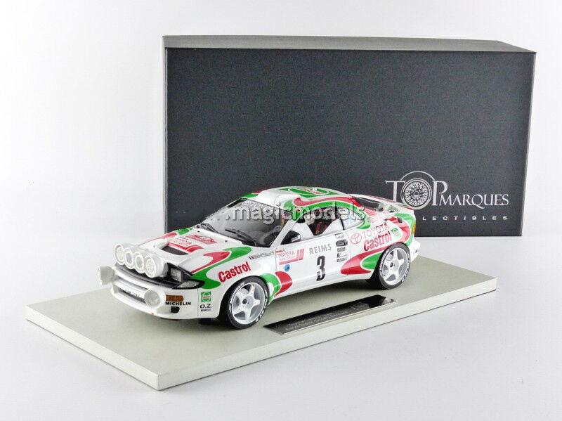 Top Marques Toyota Celica GT4 Ganador Rallye Monte Carlo 1993 3 0.1cm Stock
